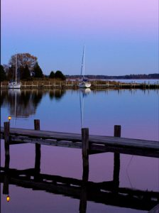 The Inn at Perry Cabin i is located on the water n St. Michaels, Maryland